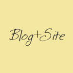blog+site (website & blog in one)