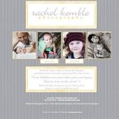 RachelKemblePhotographySplashPage
